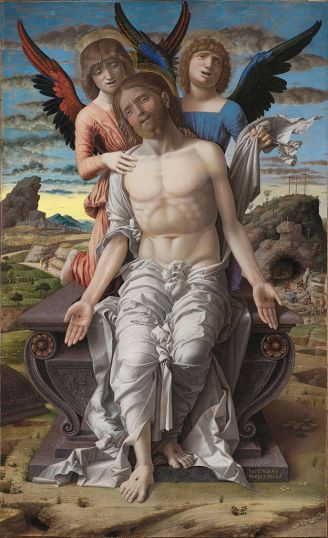 Andrea Mantegna, Christ as the Suffering Redeemer