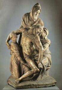 Michelangelo_Unfinished Pieta