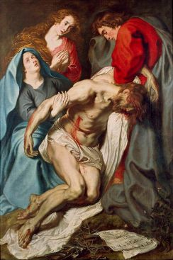 Anthony van Dyck, Deposition