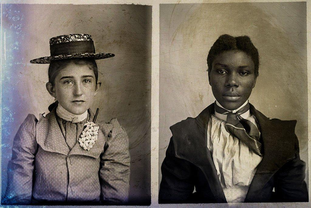Hugh Magnum photographs