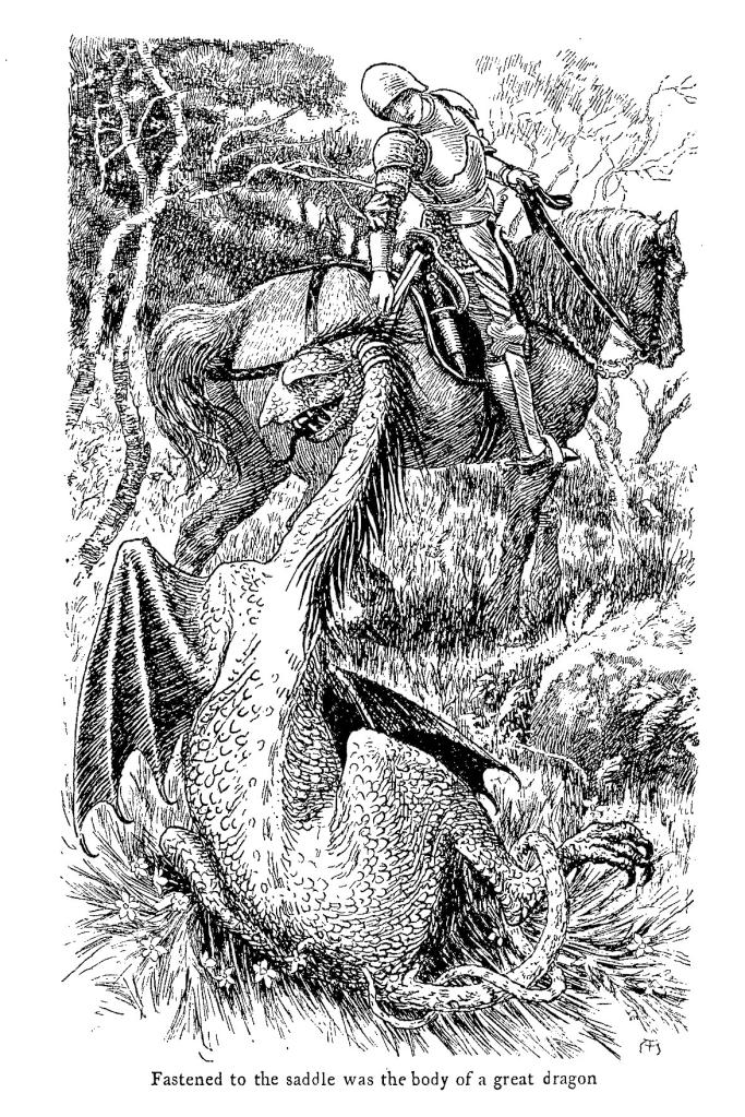 Hughes, Arthur_Phantastes illustration