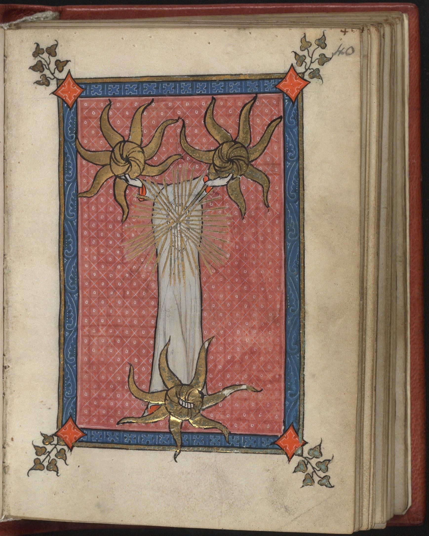 Rothschild Canticles 40r