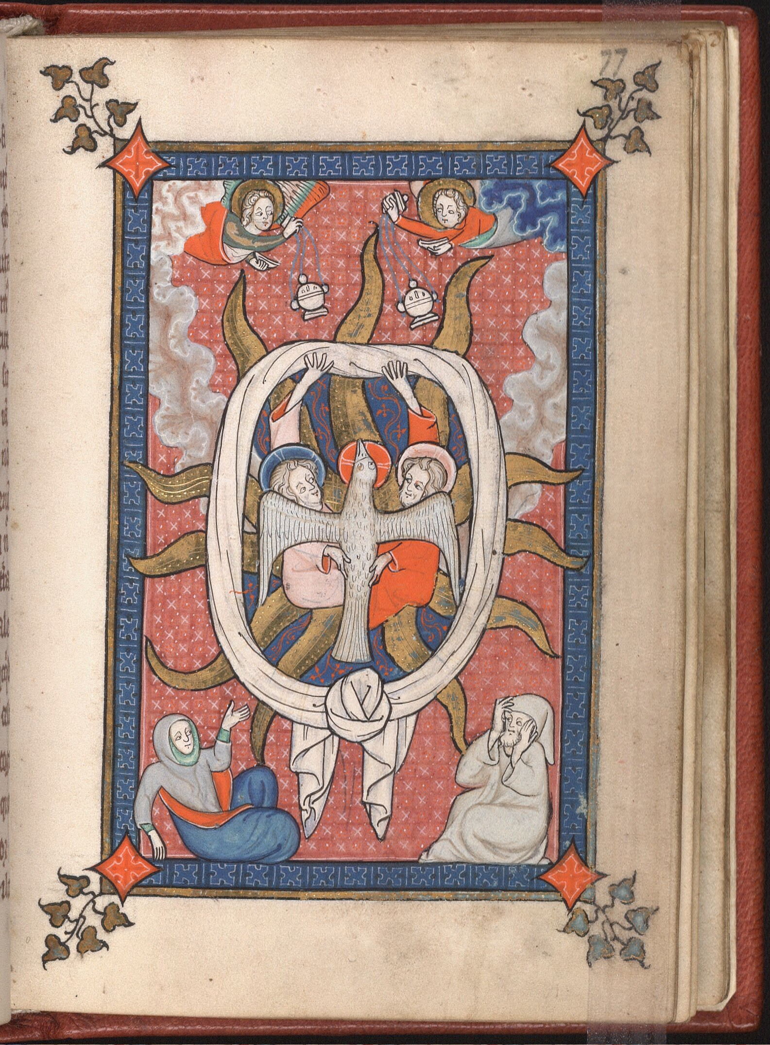 Rothschild Canticles 77r