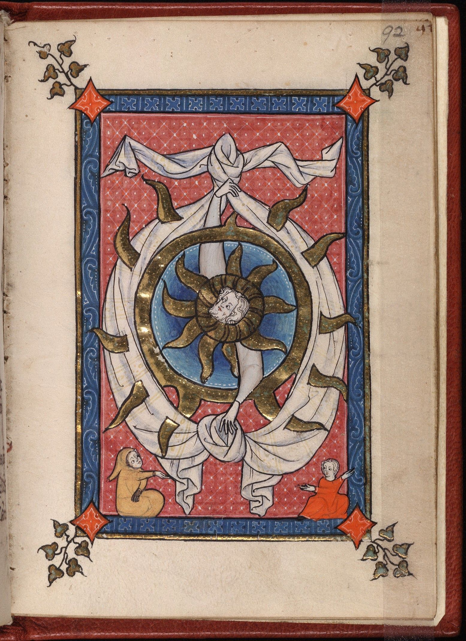 Rothschild Canticles 92r