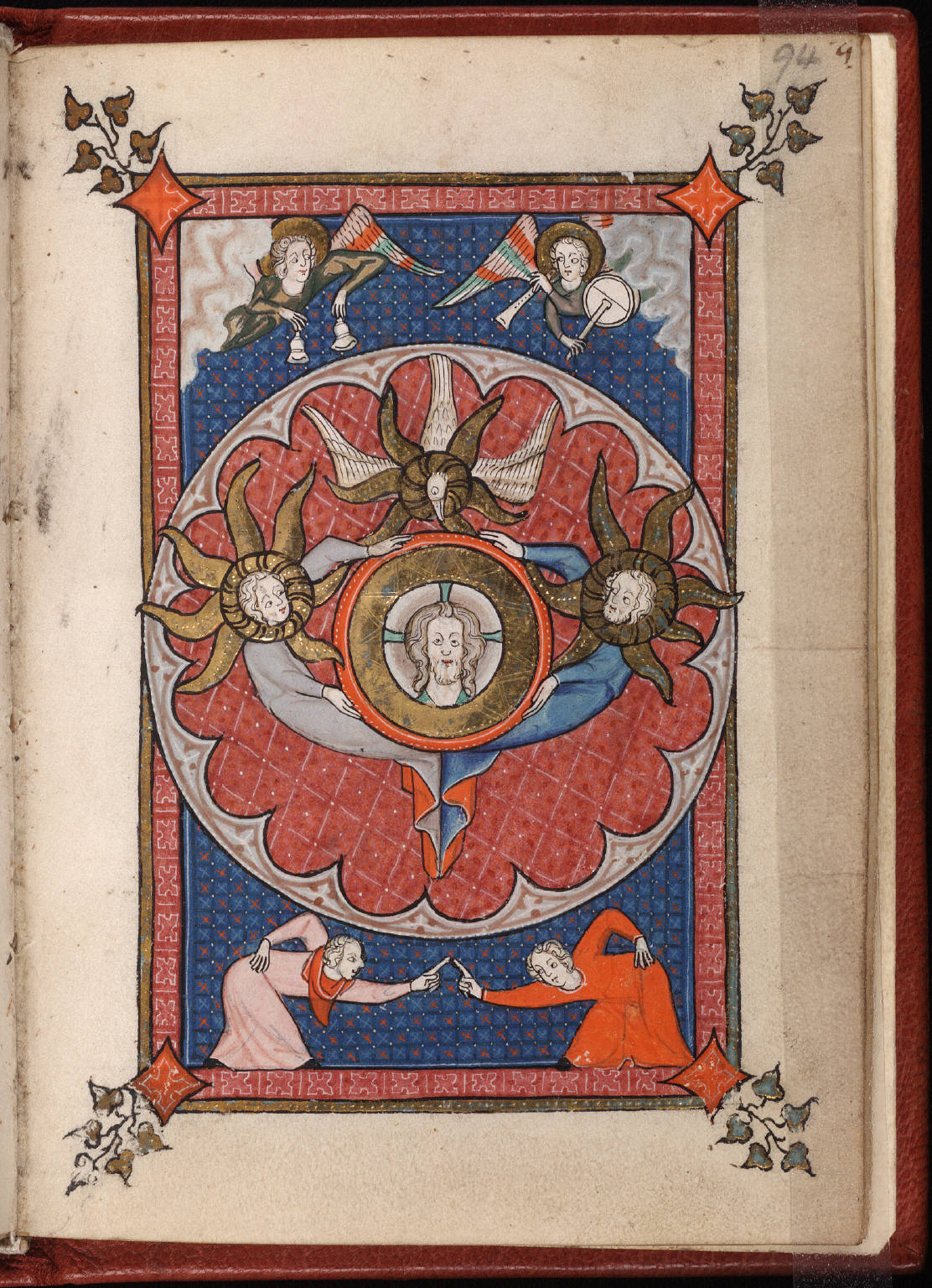 Rothschild Canticles 94r
