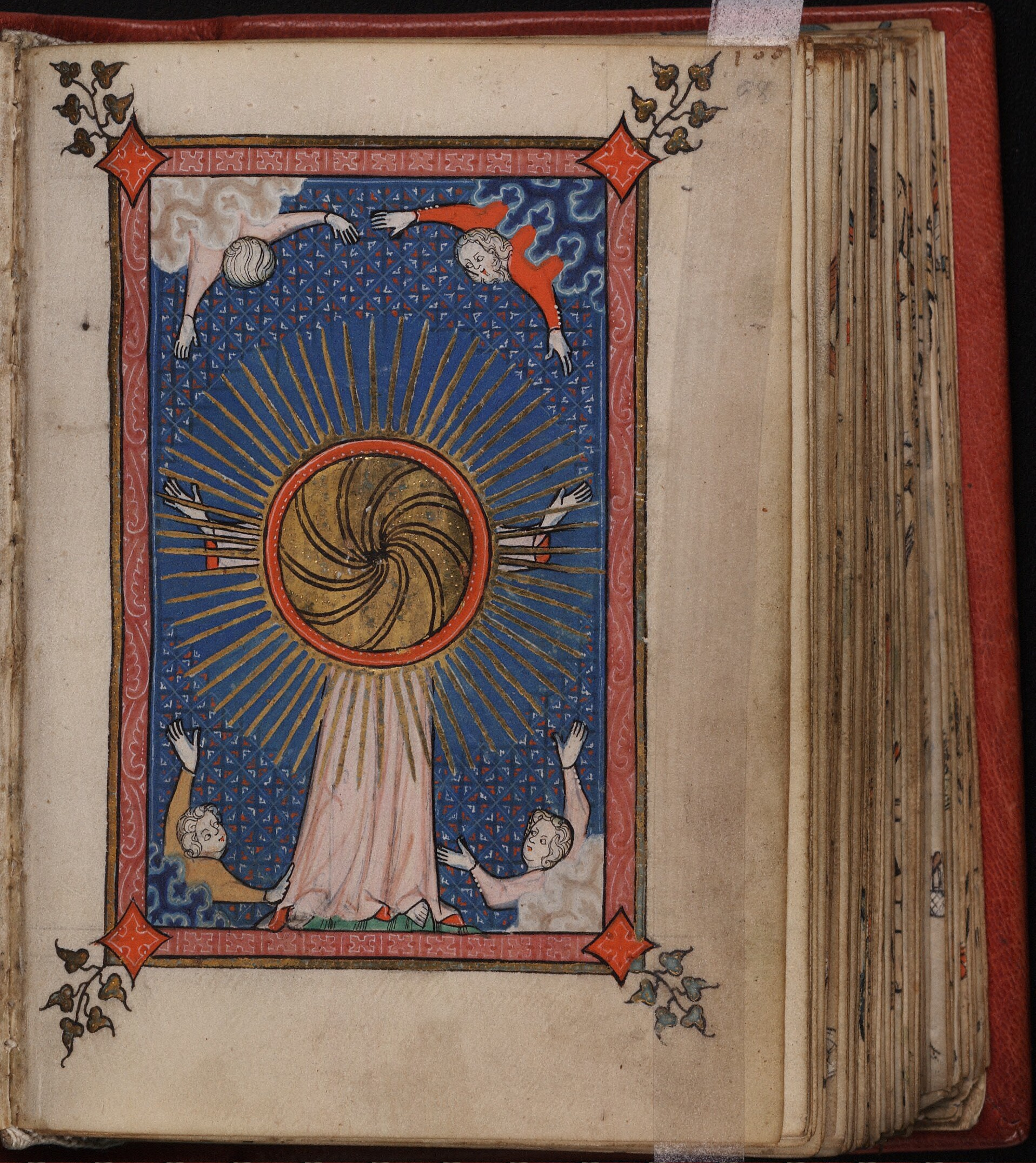 Rothschild Canticles 98r