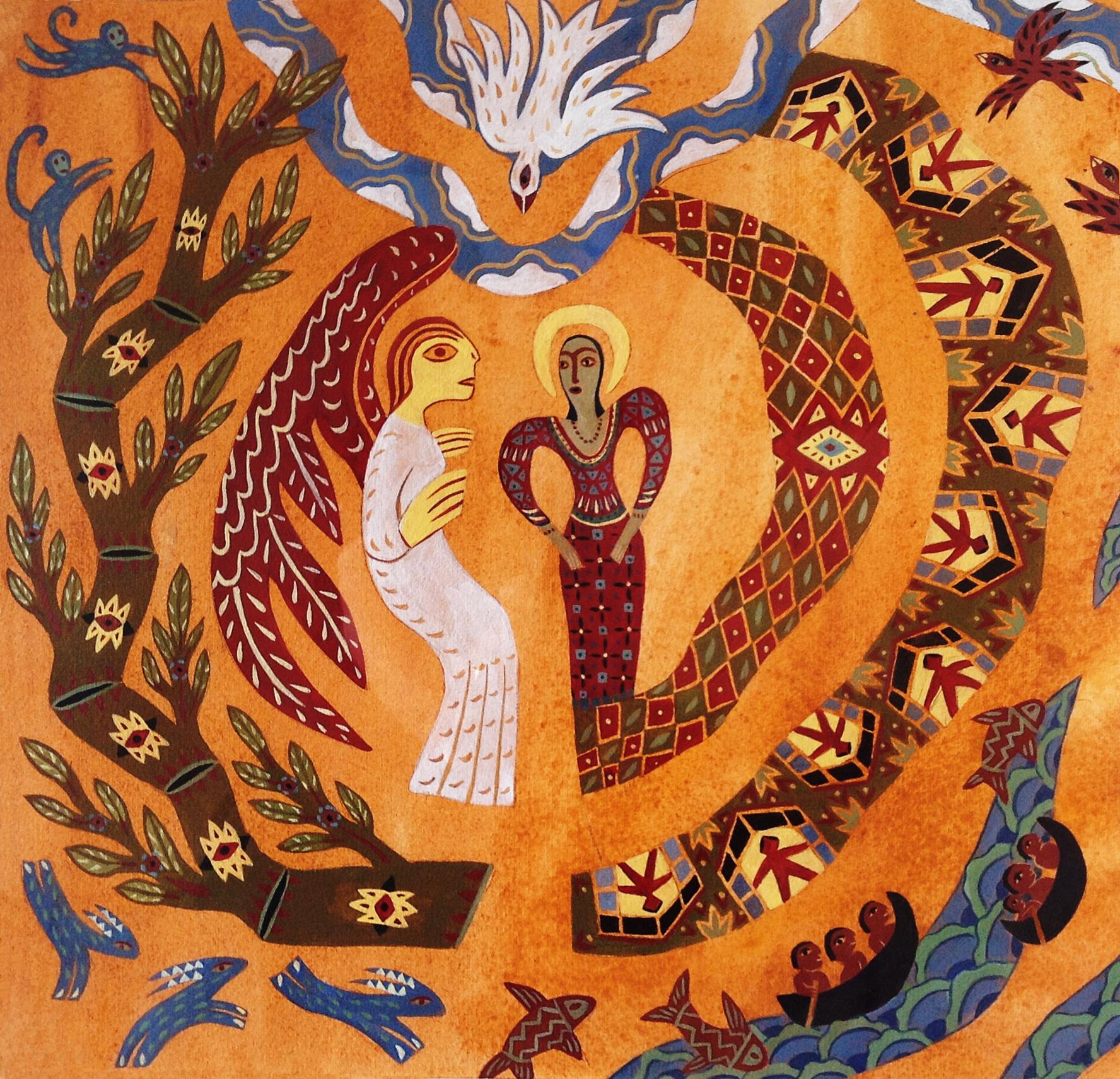 Rehnman, Mats_Annunciation