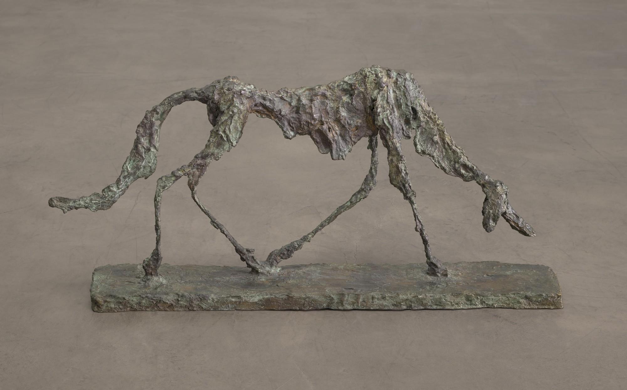 Giacometti, Alberto_Dog