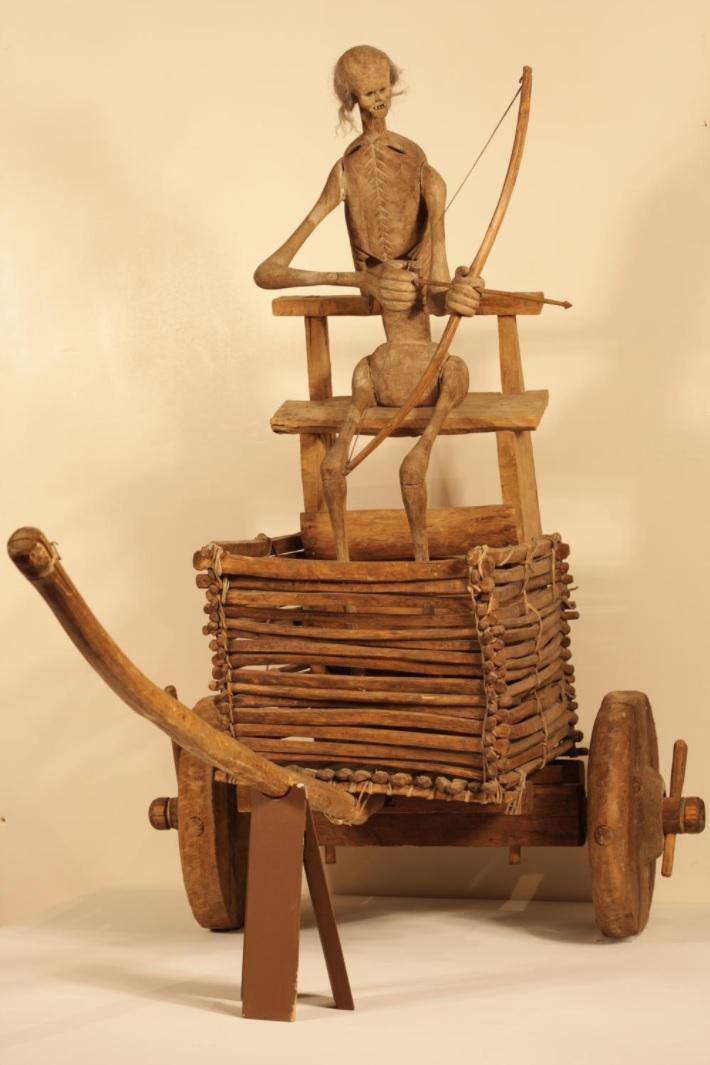 Lopez, Nasario_Death Cart